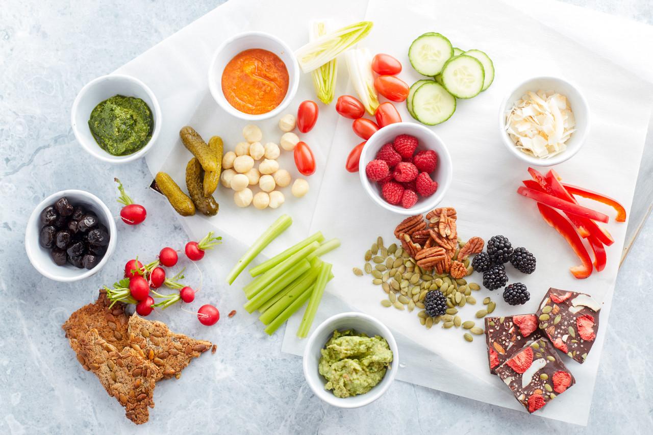 Ketojenik Diyet Listesinde Yer Alabilecek Lezzetli ve Sağlıklı 21 Ketojenik Atıştırmalık