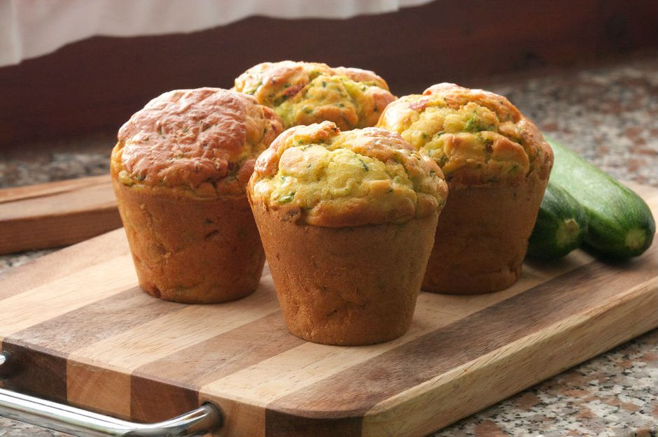 Tuzlu Muffinler Mutluluk Minik Bir Muffinde Gizlidir