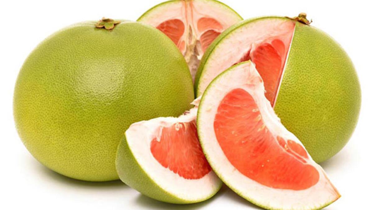 Pomelonun 9 Sağlıklı Faydası