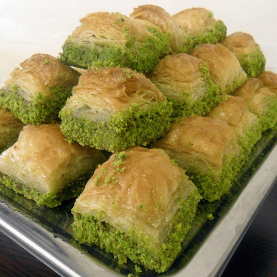 yemek: fıstıklı baklava kaç kalori [2]