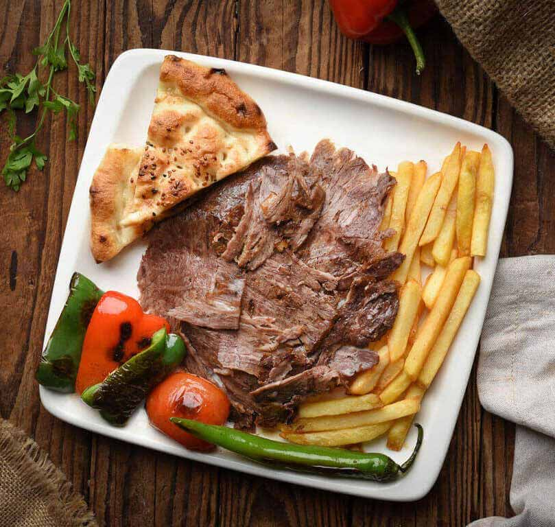 Et Döner Kaç Kalori