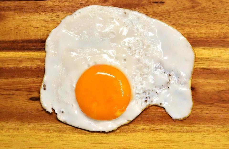 Kızarmış Yumurta Kaç Kalori