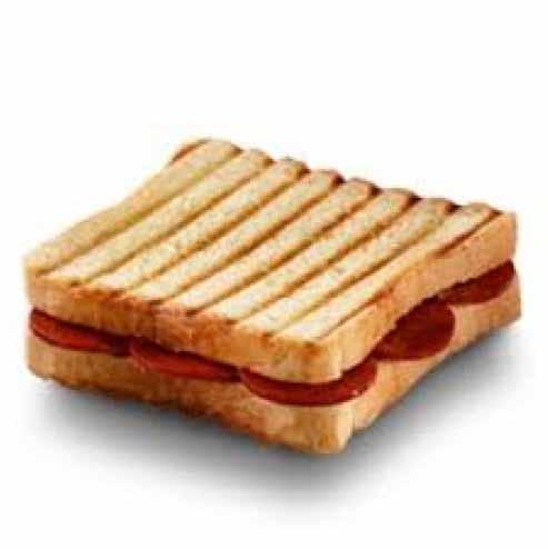 Tost, Sucuklu Kaç Kalori