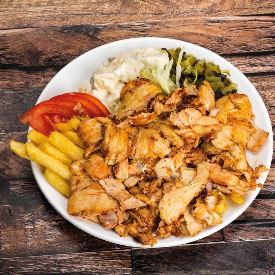 Tavuk Döner Kaç Kalori