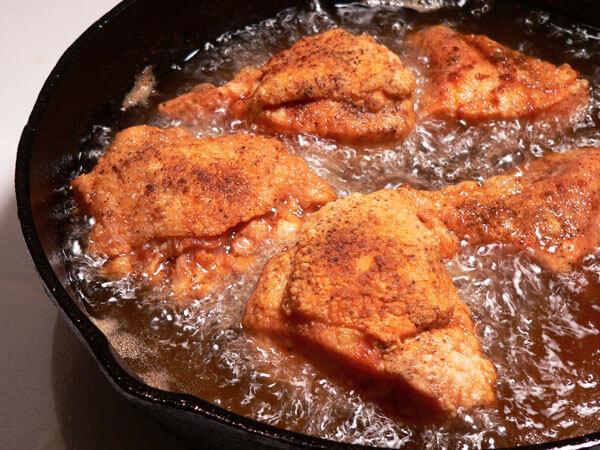 Tavuk But Yağda Kızarmış Kaç Kalori