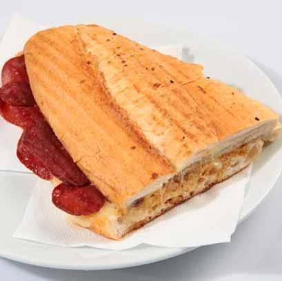 Yarım Ekmek Karışık Tost Kaç Kalori