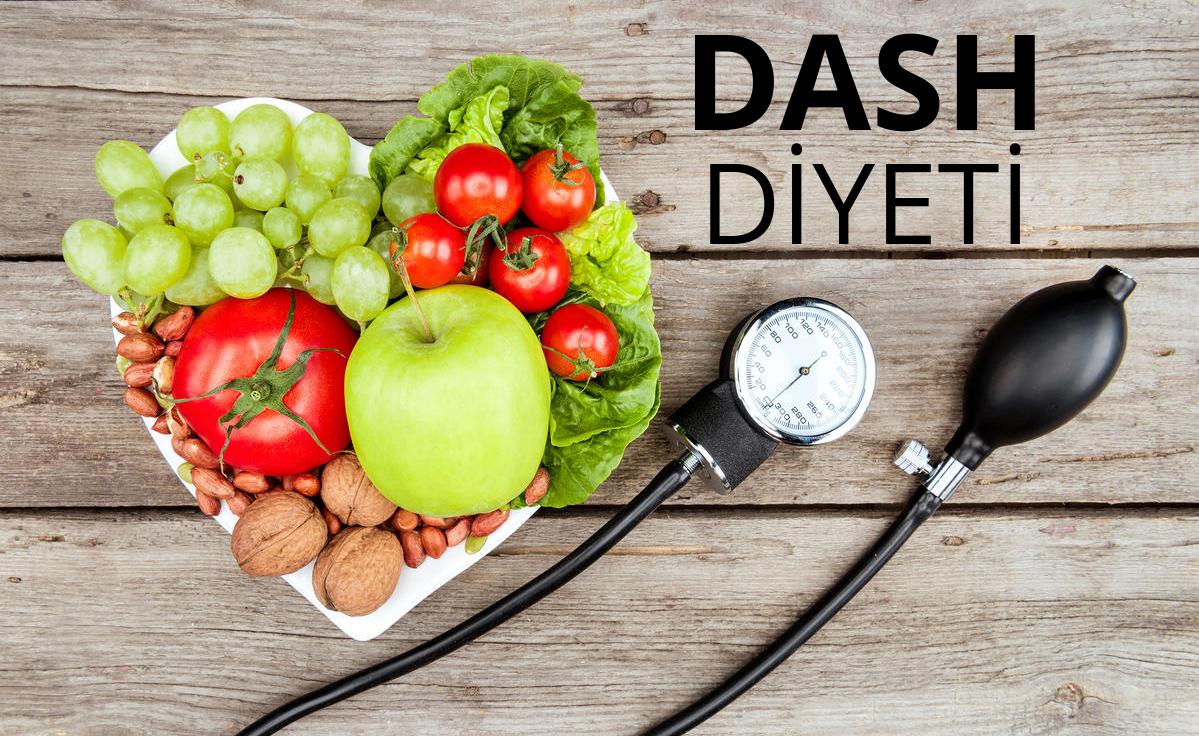 DASH Diyeti Nedir, Yasaklar Nelerdir? Örnek Menü İle Birlikte