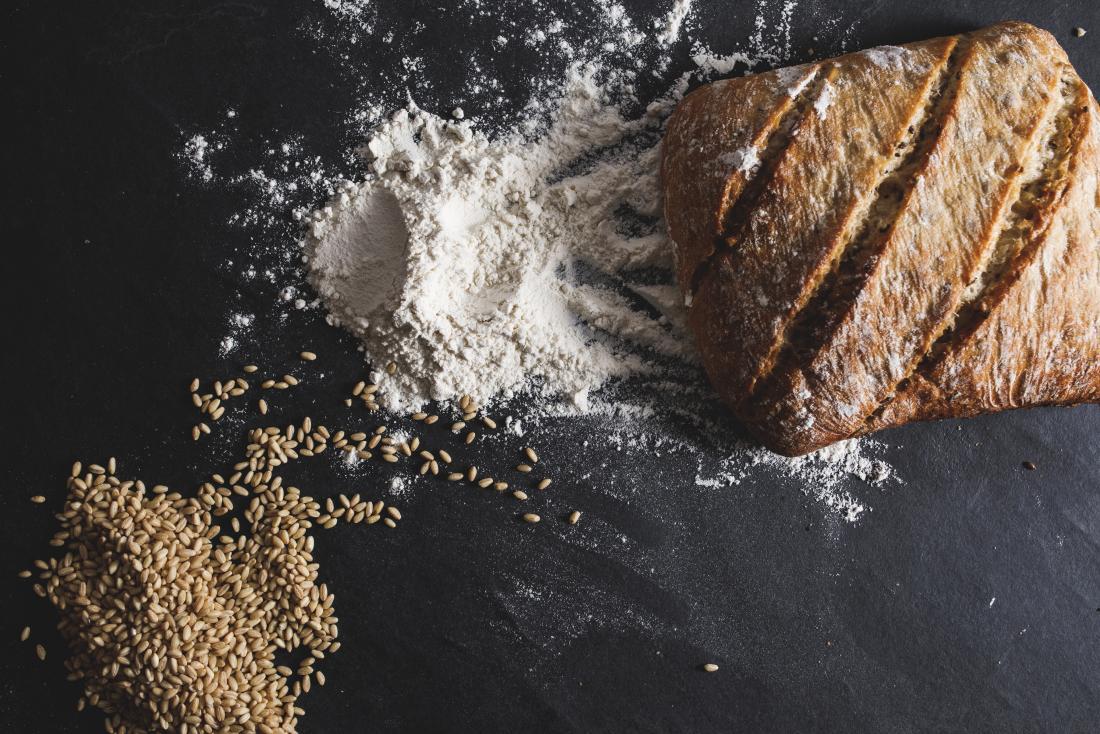 Filizlenmiş Tahıl Ekmeği Tüketmek için 7 Neden
