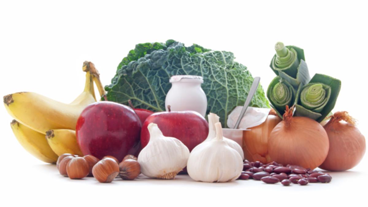 En İyi 9 Prebiyotik Gıda