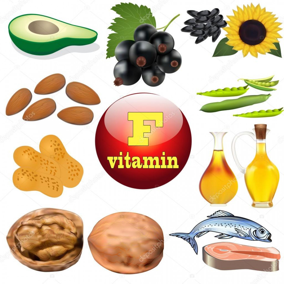 F Vitamini ile Sağlıklı Bir Vücut ve Aydınlık Bir Cilt İçin Tüketmeniz Gereken Besinler