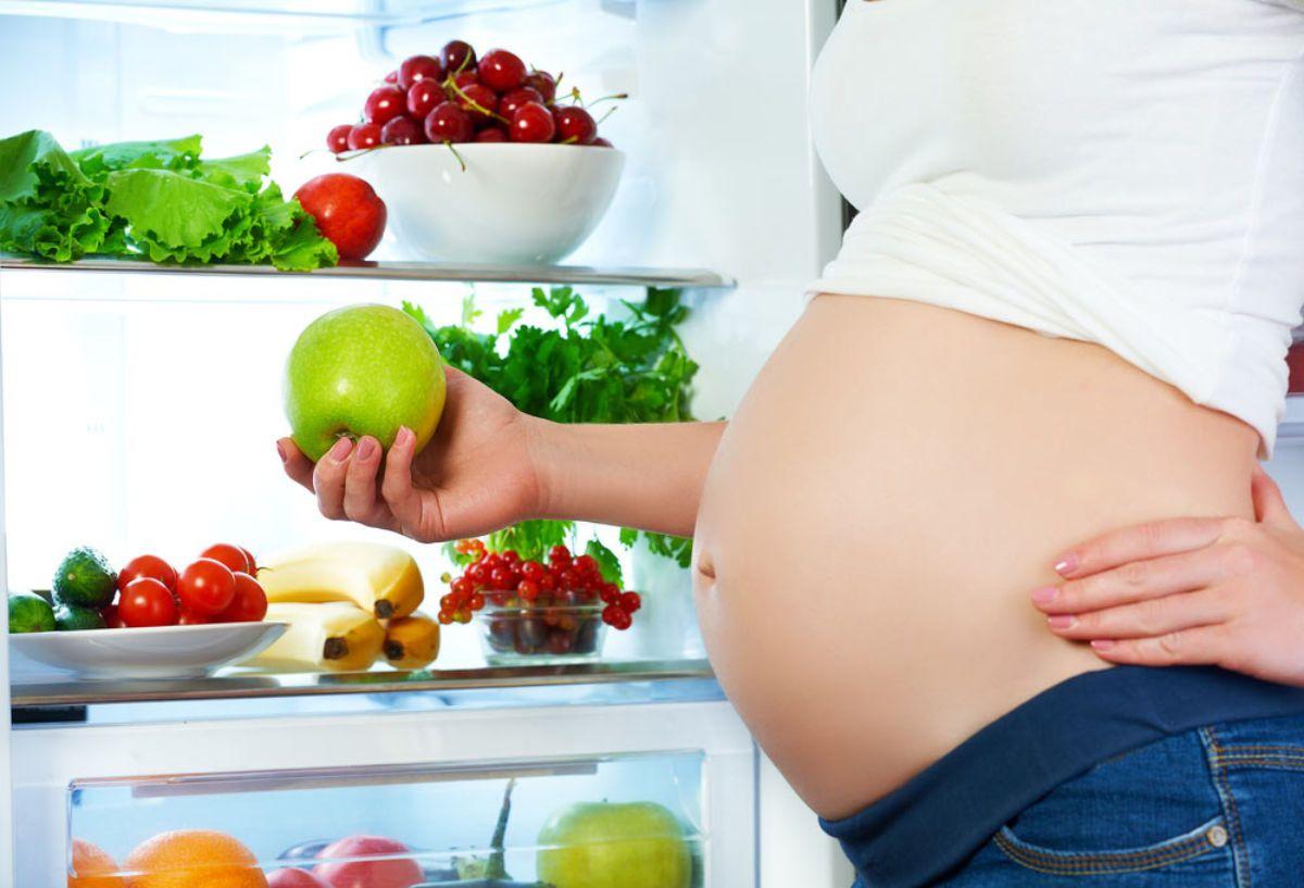 Hamilelikte Yenmemesi Gerekenler, Hamilelikte Beslenme
