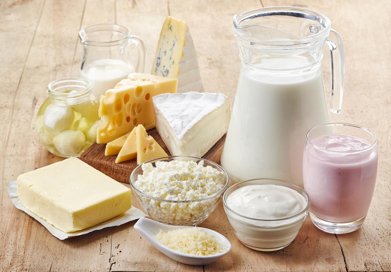 Laktoz Oranı Düşük Süt Ürünleri