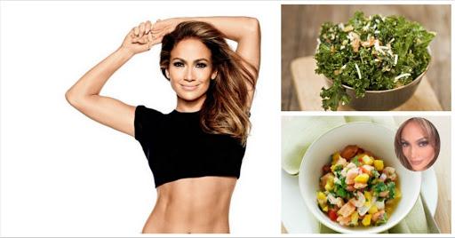 Jennifer Lopez'in Tam Diyet Ve Egzersiz Rutini - Jennifer Lopez Diyeti
