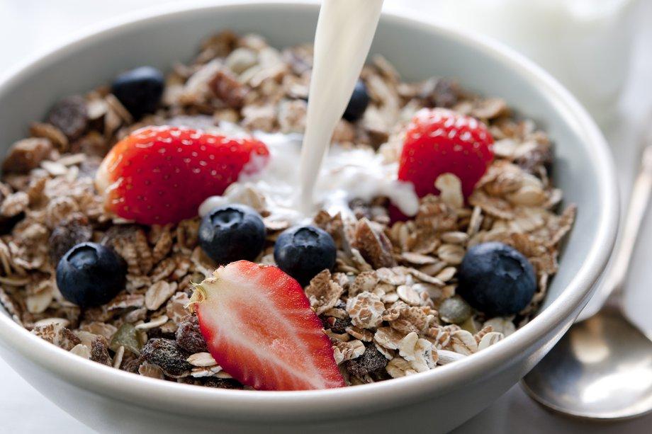 Kahvaltılık Gevrek Diyeti Ve Örnek Diyet Listesi