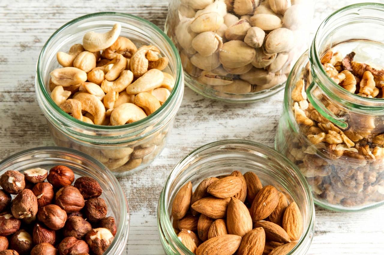 Ketojenik Diyet İçin En İyi 13 Kuru Yemiş
