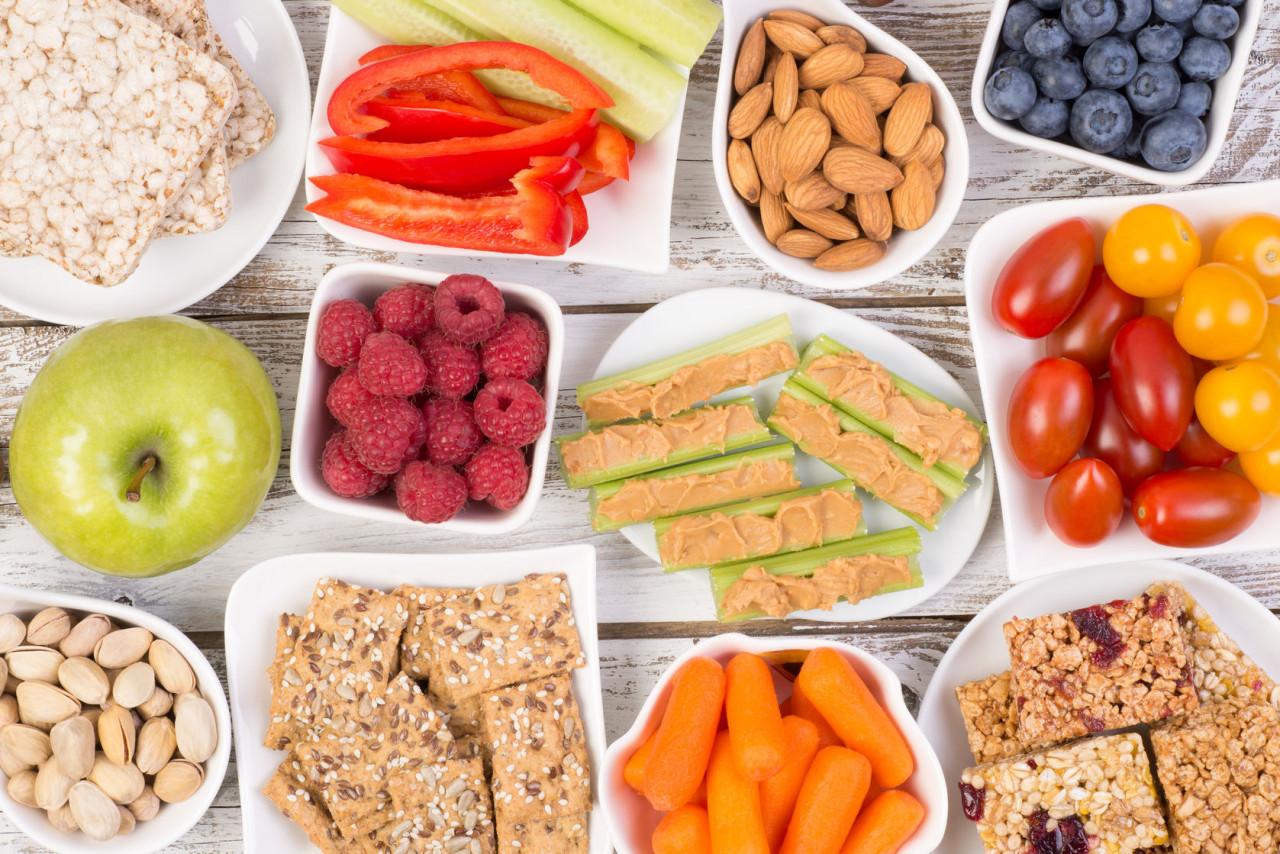 Kilo Vermenize Yardımcı Olabilecek 29 Sağlıklı Atıştırmalık