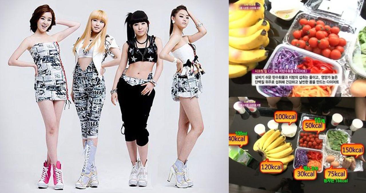 Kore Diyeti Nedir? K-Pop Diyeti İle Zayıflama, Diyet Listesi ile Birlikte