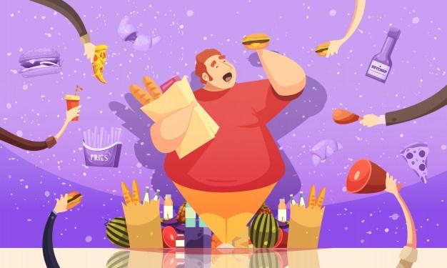 Obezite Nedir? Obezitenin Sebep Olduğu Hastalıklar