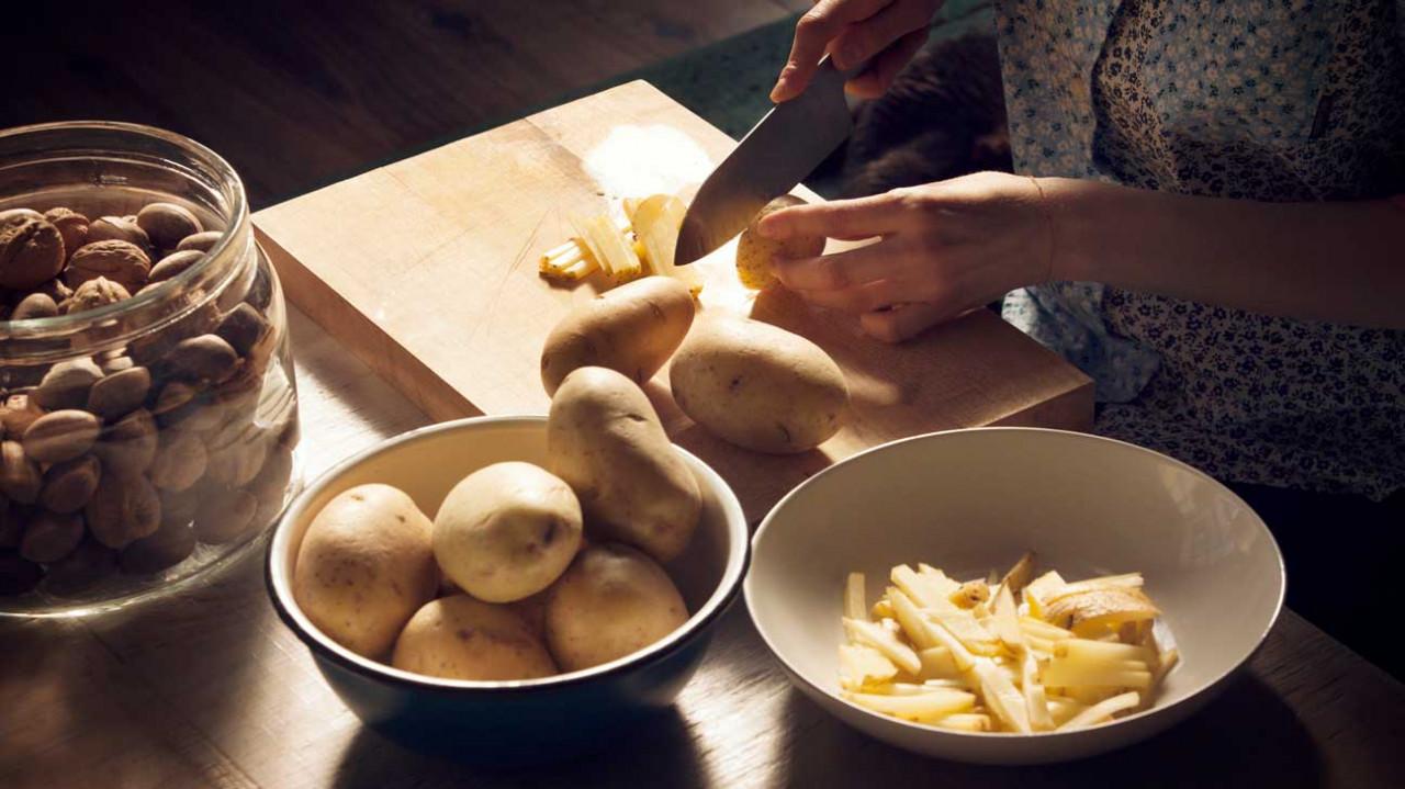 Patates Diyeti İncelemesi