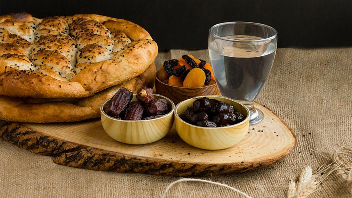 Ramazan Ayında Beslenme - Ramazan Orucu Tutmayı Kolaylaştıran Öneriler