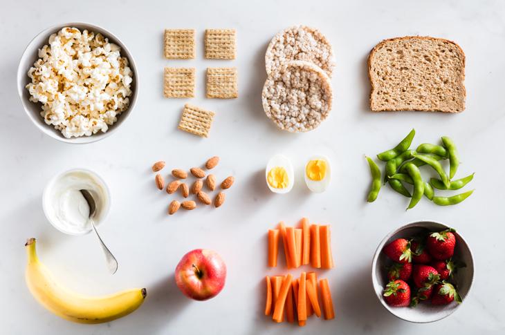 Sağlıklı Kolay Atıştırmalık Tarifler