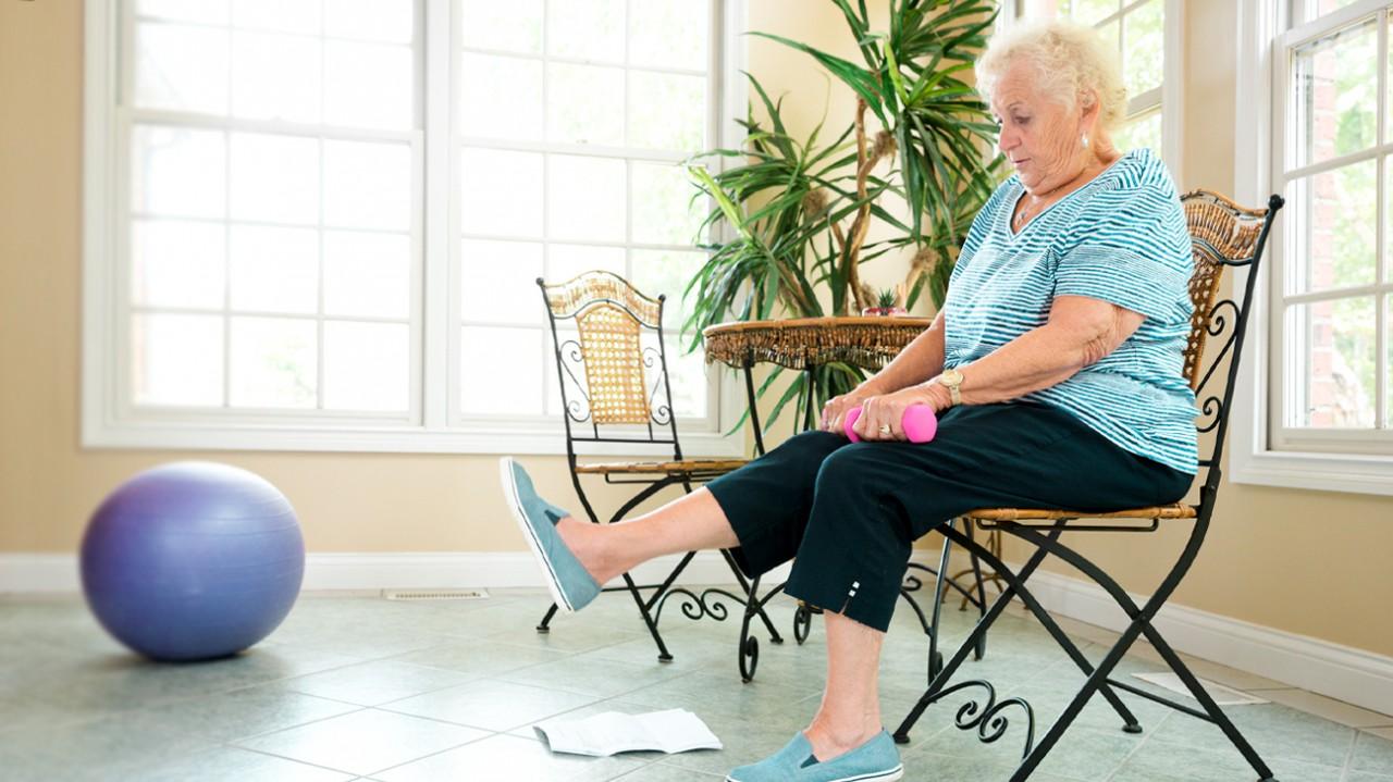 Yaşlılar İçin Egzersiz Önerileri