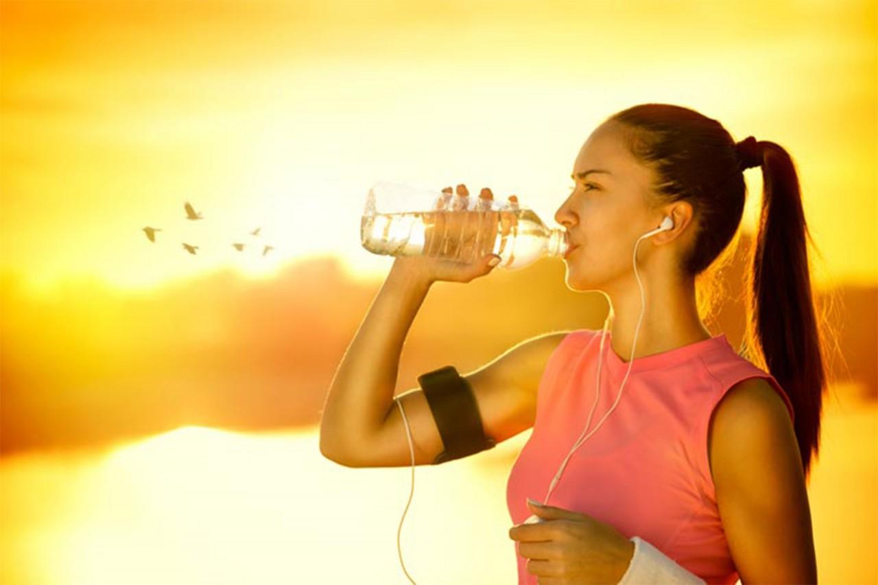 Spor Yaparken Sıvı Alımına Dikkat