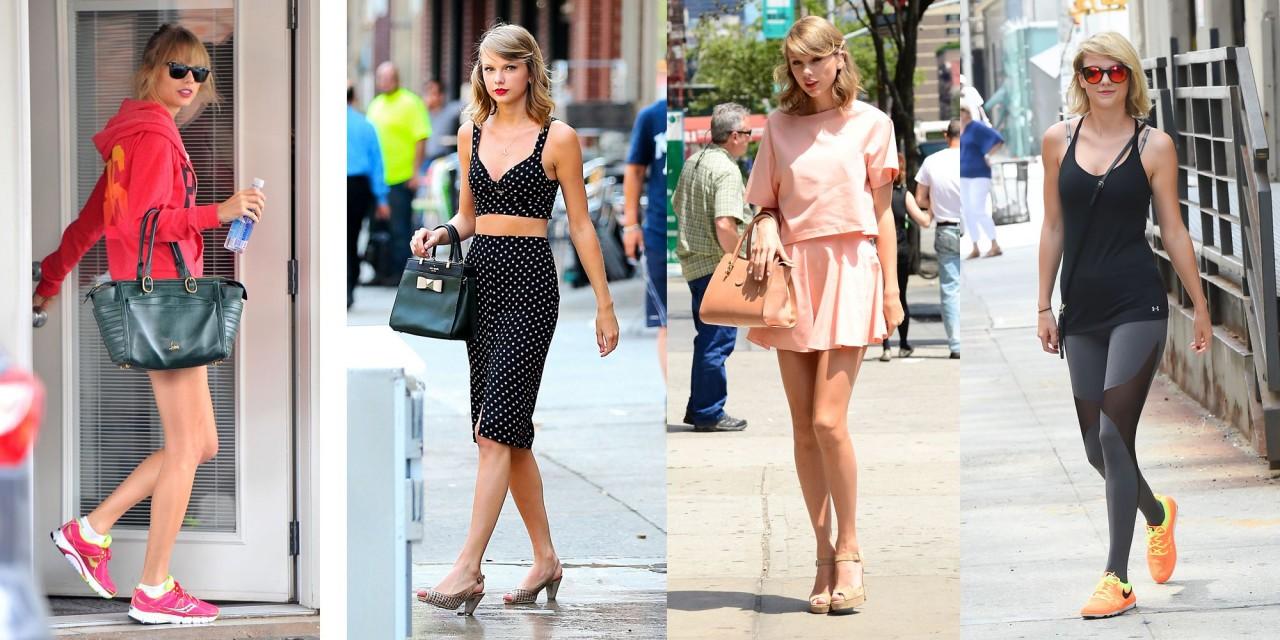 Taylor Swift'in Kesin Diyet Ve Egzersiz Rutini