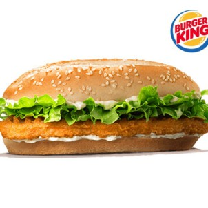 Burger King Chicken Royale Kaç Kalori