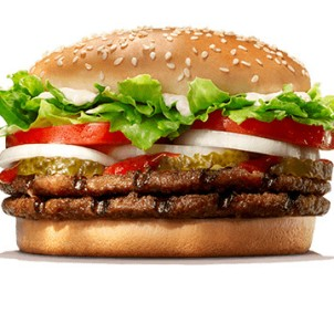Burger King Double Whopper Peynirli Kaç Kalori