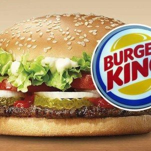 Burger King Hamburger Kaç Kalori