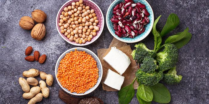 Vegan ve Vejetaryenler için En İyi 17 Protein Kaynağı