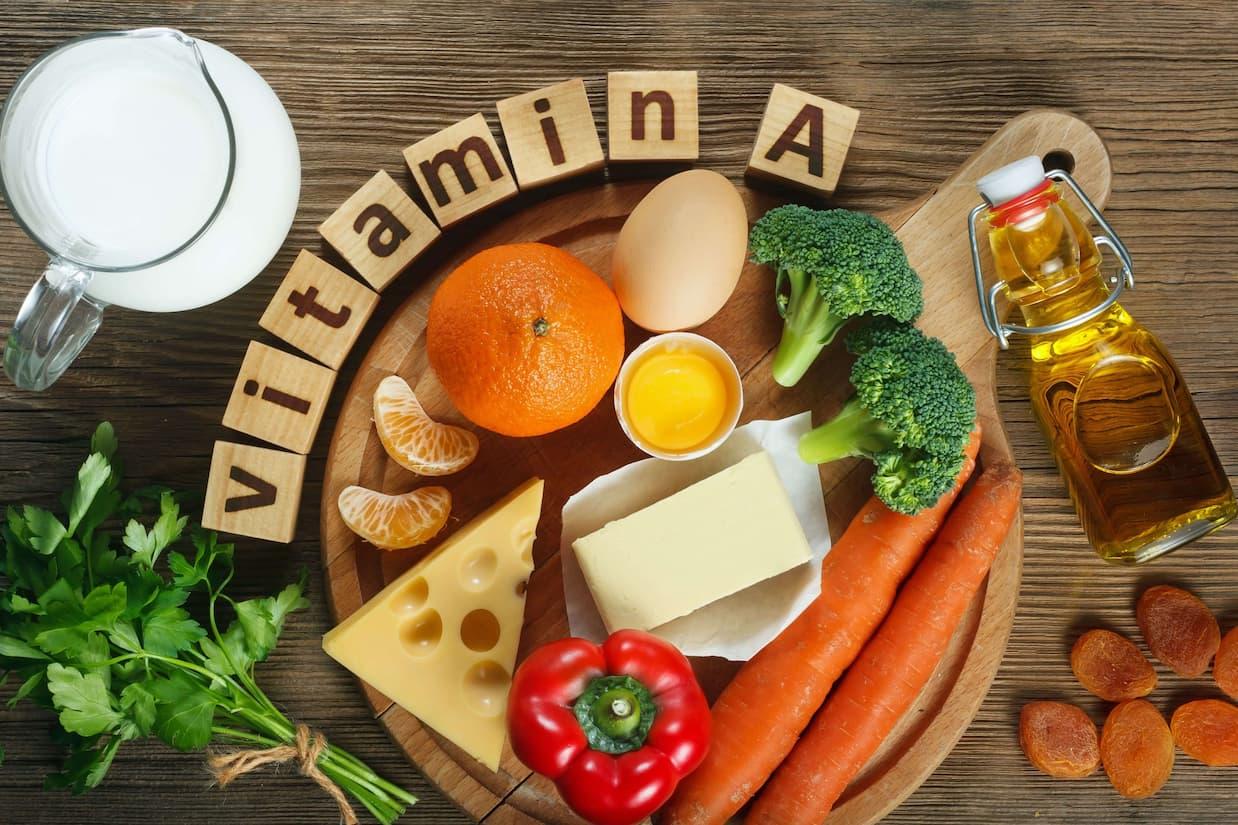 A Vitamininin Cilde Faydaları